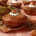 Chocolademousse taartjes